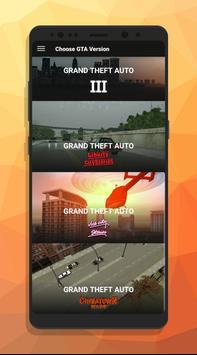 Cheats for all GTA 截圖 1