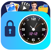 Timer Lock Photo & video Hide 2019 - New icon