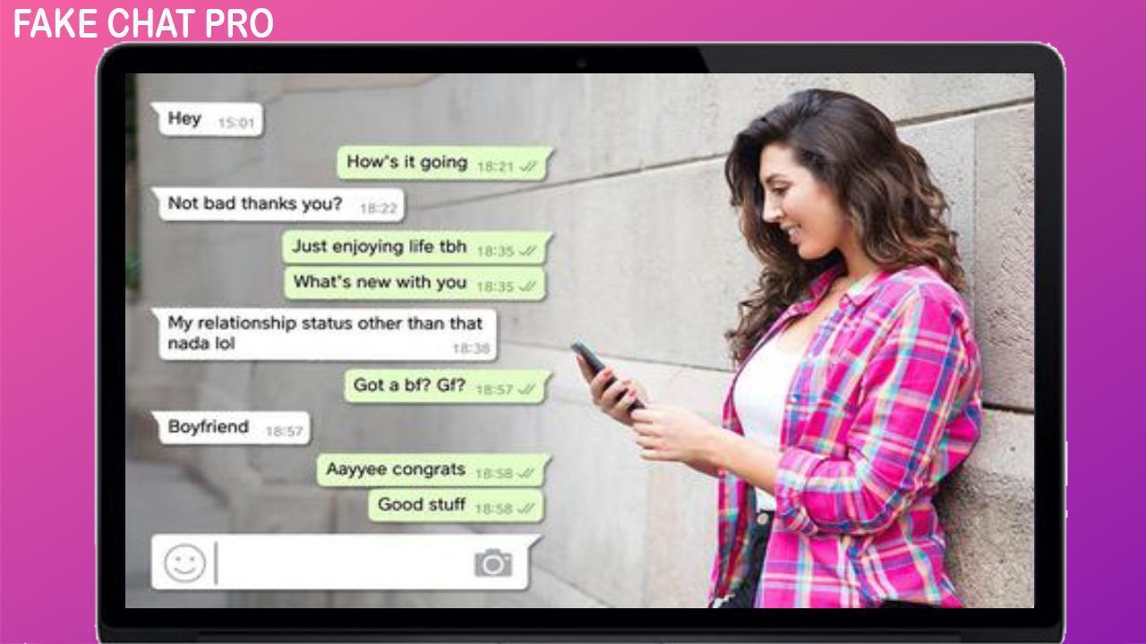 Fake chat pro ad free apk