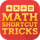 Math Shortcut Tricks أيقونة