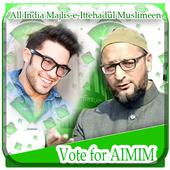 AIMIM Photo Frame icon