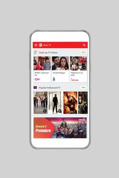 Free Indian Airtel TV Live Advice poster