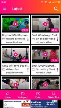 Pinterest Status Video : Daily Status Auto Update screenshot 1