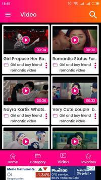 Pinterest Status Video : Daily Status Auto Update screenshot 2