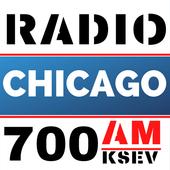 700 Am Houston KSEV Radio App Listen Live icon