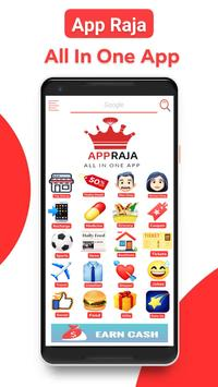 All In One Shopping App - AppRaja poster
