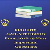 RRB JEE exam Question Series 2019 icon