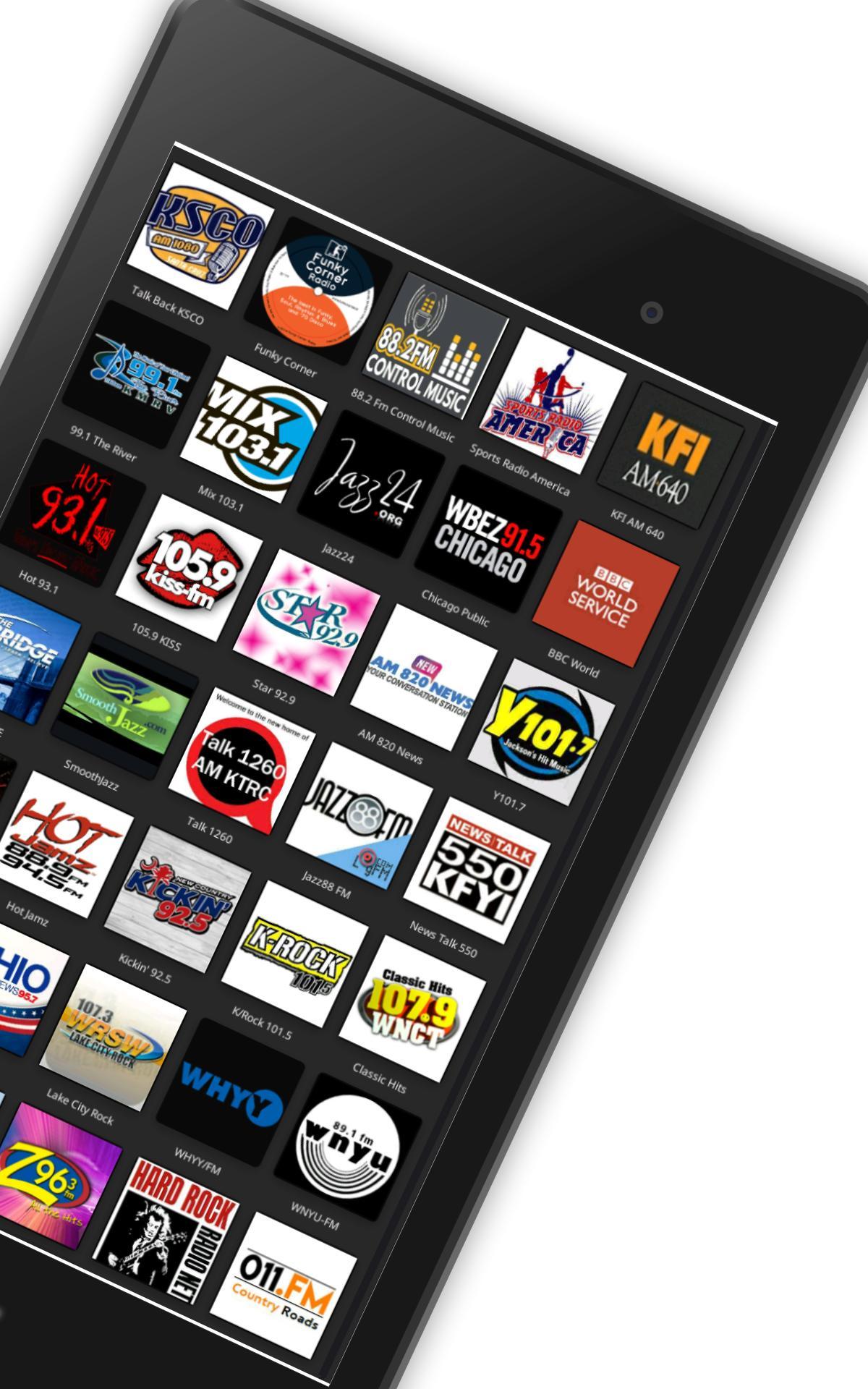 World Radio FM - All radio stations - Online Radio for