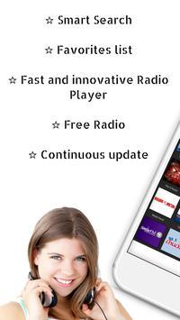World Radio FM - All radio stations - Online Radio screenshot 1