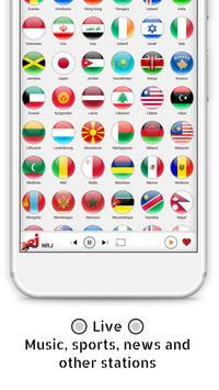 World Radio FM - All radio stations - Online Radio screenshot 3