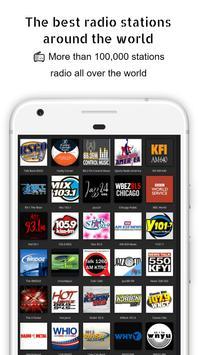 World Radio FM - All radio stations - Online Radio screenshot 4