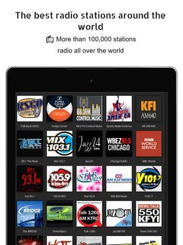 World Radio FM - All radio stations - Online Radio screenshot 9