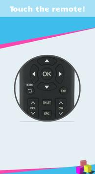 Remote Control for Hisense Smart TV poster