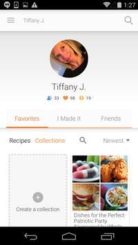Allrecipes Dinner Spinner تصوير الشاشة 4