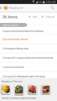 Allrecipes Dinner Spinner تصوير الشاشة 5