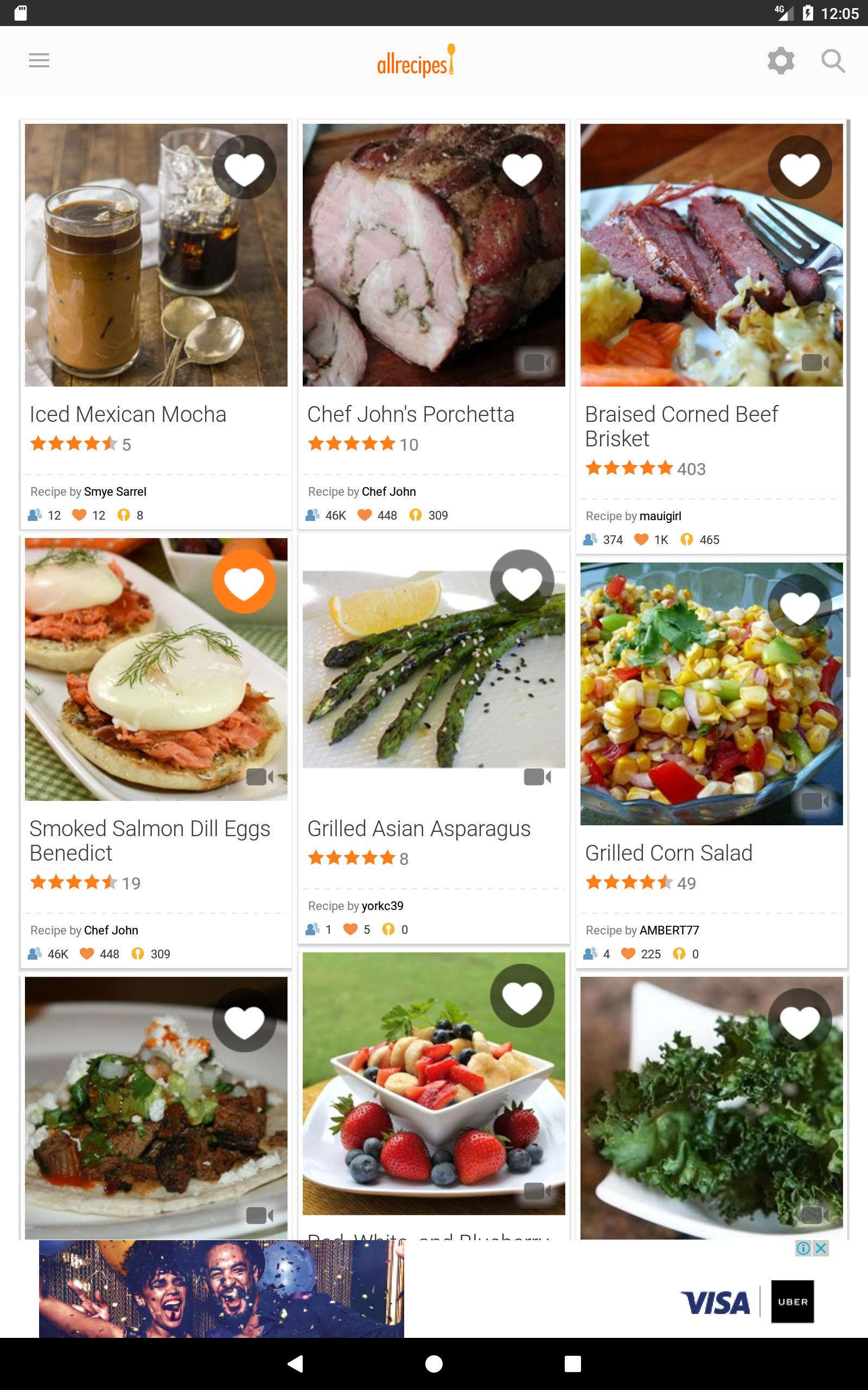 Allrecipes Dinner Spinner For Android Apk Download