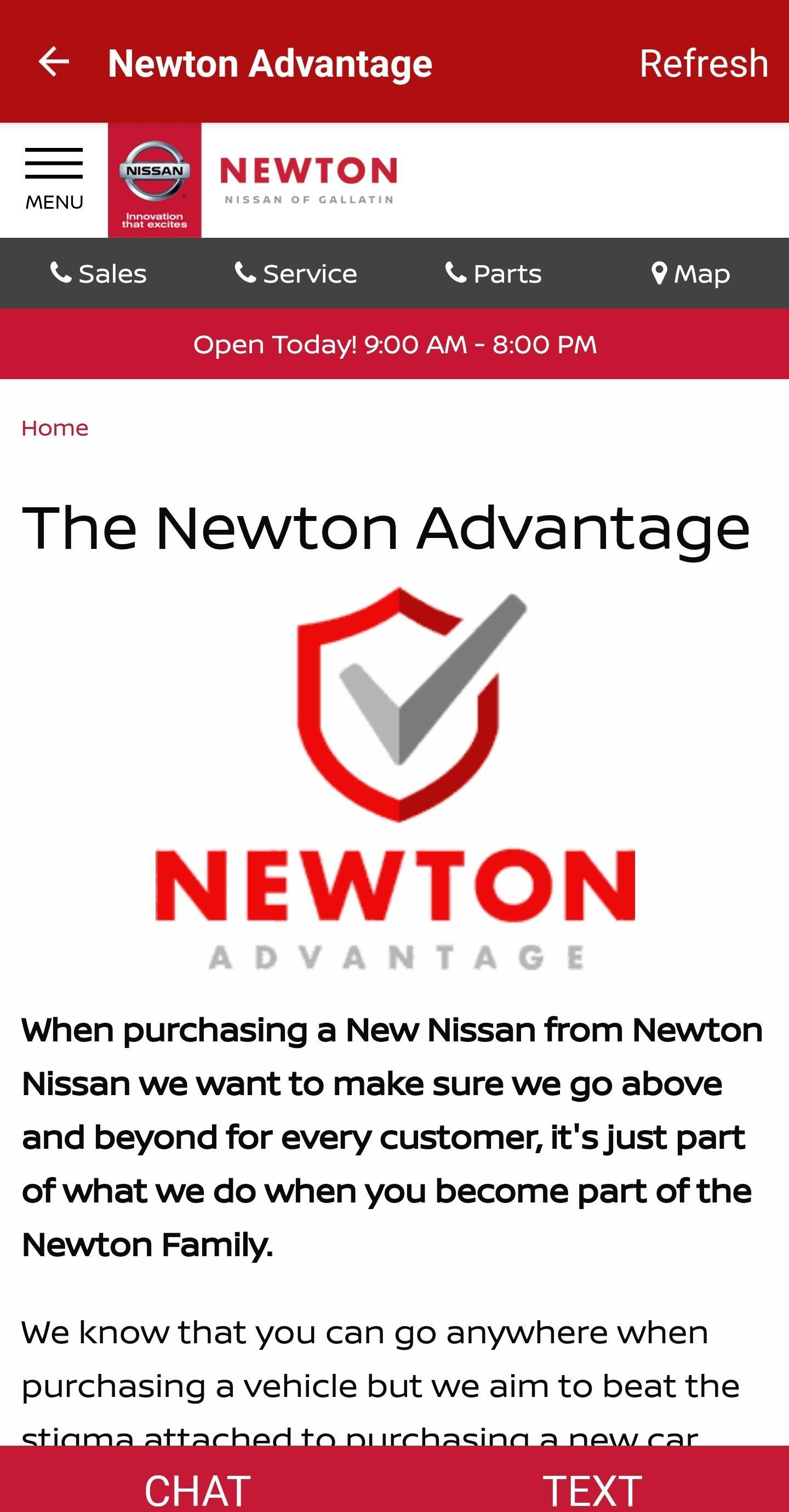 Newton Nissan South >> Newton Nissan South For Android Apk Download