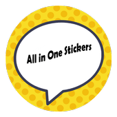 All In One Stickers icon