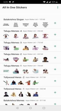 All In One Stickers screenshot 5
