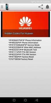 All Android Secrete Codes 2019 screenshot 3
