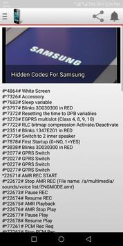 All Android Secrete Codes 2019 screenshot 4