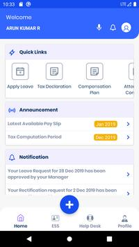 Allsec SmartPay Mobile Service screenshot 4