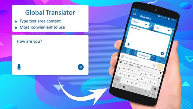 Free Translator: All Languages Translator 2019 screenshot 7
