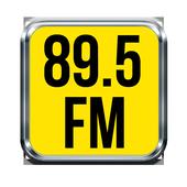 89.5 fm radio music radio apps for android icon