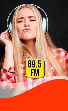 89.5 fm radio music radio apps for android screenshot 1