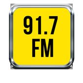 Radio 91.7 FM icon