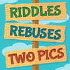 Riddles, Rebus Puzzles and Two Pics アイコン