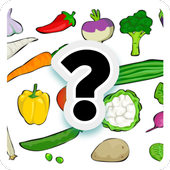 Vegetables Quiz- learn english icon