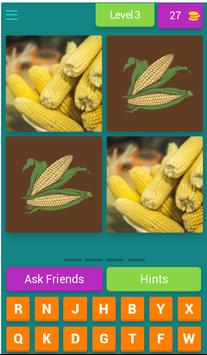 Vegetables Quiz- learn english screenshot 3