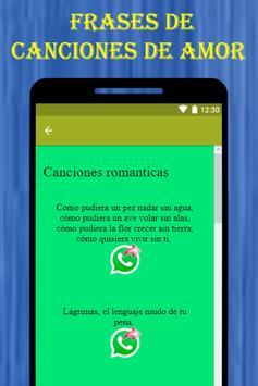 Frases De Canciones для андроид скачать Apk
