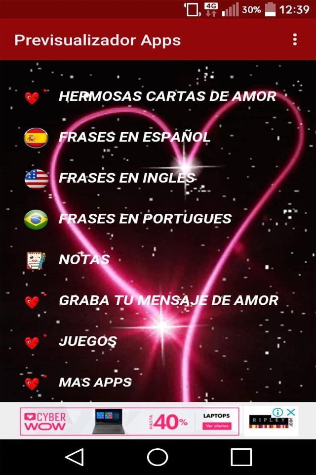 Sentimientos Del Corazon Frases De Aniversario Für Android