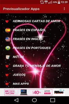 heart feelings anniversary phrases poster