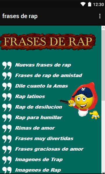 Frases De Rap For Android Apk Download