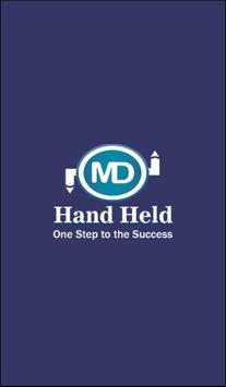 HandHeld poster