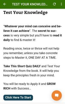 AlMufaddal - Think And Grow Rich Book App screenshot 3