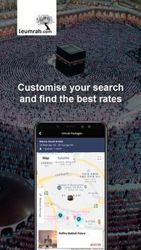 Leumrah.com: Umrah Packages, Hotels & Flights screenshot 1