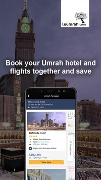 Leumrah.com: Umrah Packages, Hotels & Flights screenshot 2