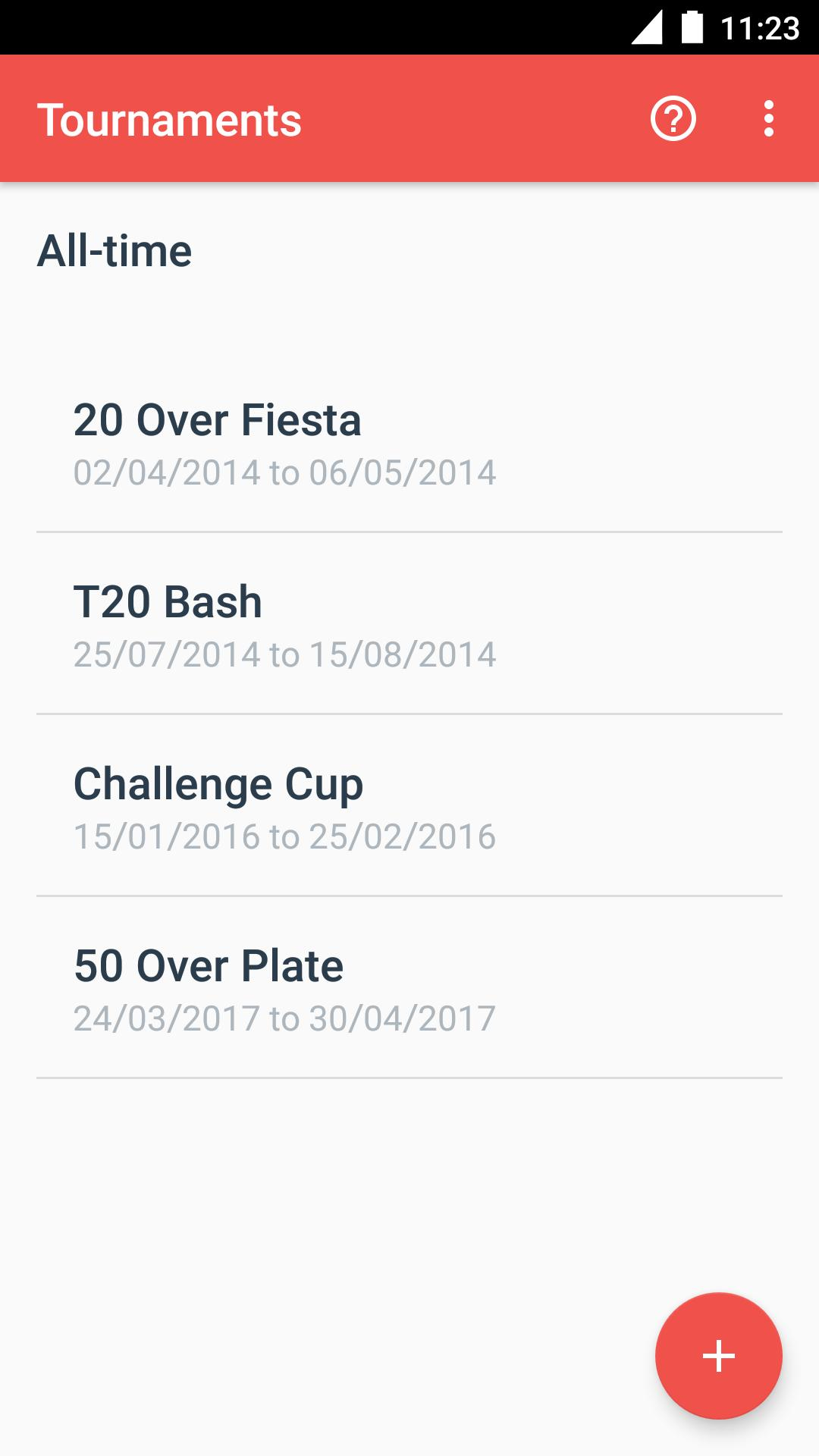 Cricket Career Statistics Tracker for Android - APK Download