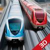ट्रेन गेम्स सिम्युलेटर:इंडियन ट्रेन ड्राइविंग आइकन
