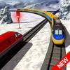 기차 게임 시뮬레이터 : 인도 열차 운전 게임 아이콘