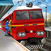 City Train Driver icon