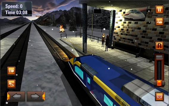 City Train Driver Simulator 2021:Free Train Games screenshot 2