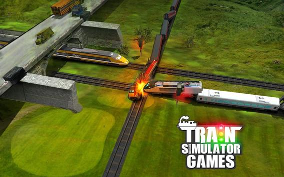 City Train Driver Simulator 2021:Free Train Games screenshot 3