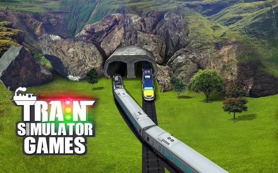 City Train Driver Simulator 2021:Free Train Games screenshot 9