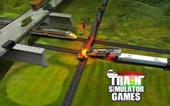 City Train Driver Simulator 2021:Free Train Games screenshot 13