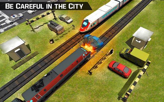 City Train Driver Simulator 2021:Free Train Games screenshot 16